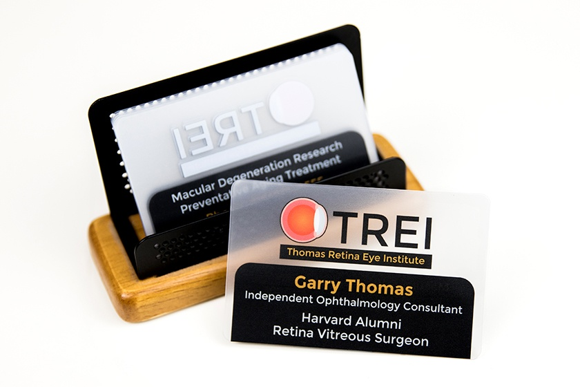 Frosted business cards plastic printers inc optometrist business cards colourmoves