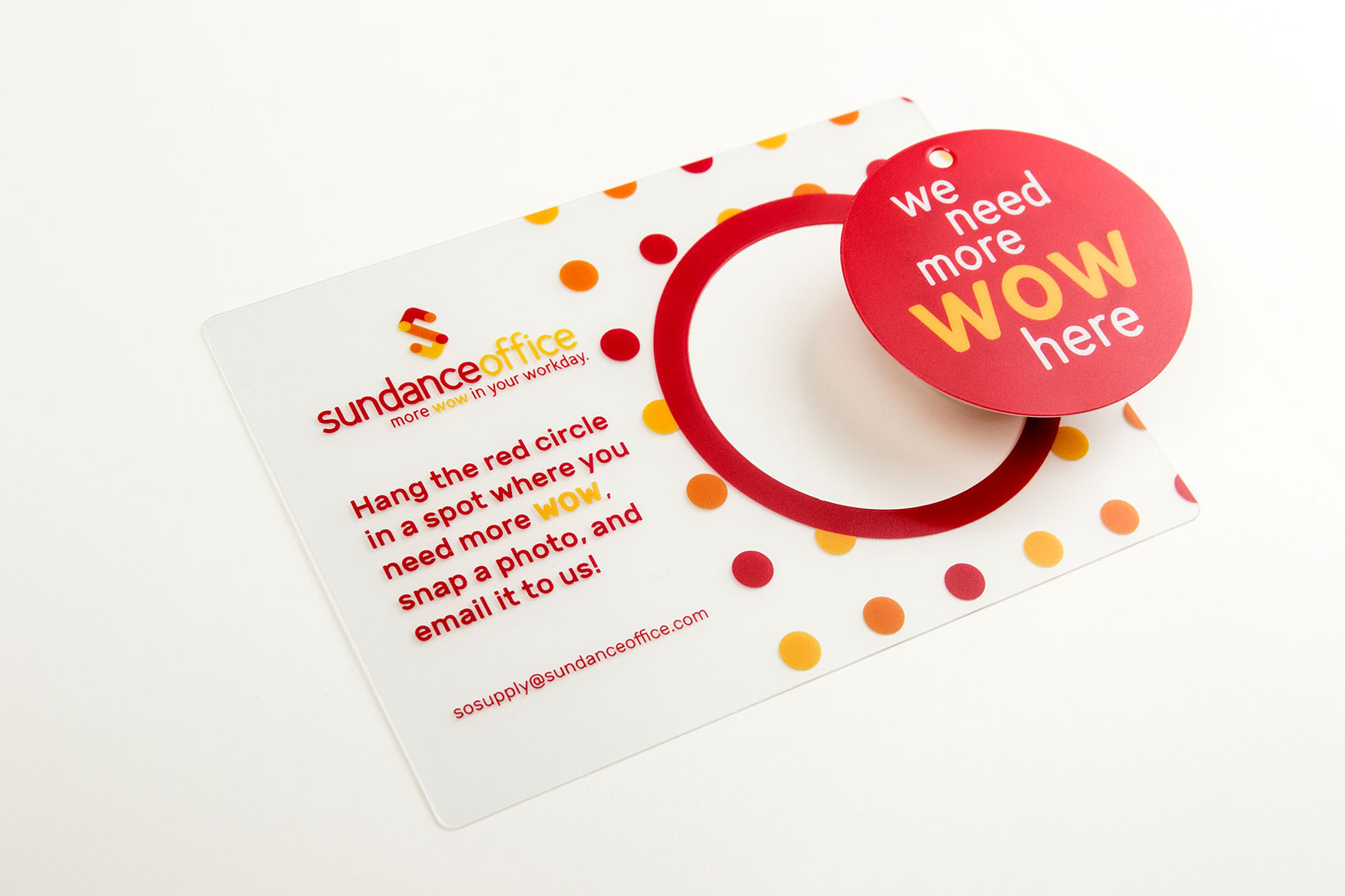 Circle Business Cards Are a Unique Way to Market Your Business ...