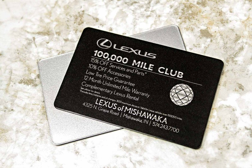 Metal business cards with metallic finishes plastic printers inc chrome business cards colourmoves