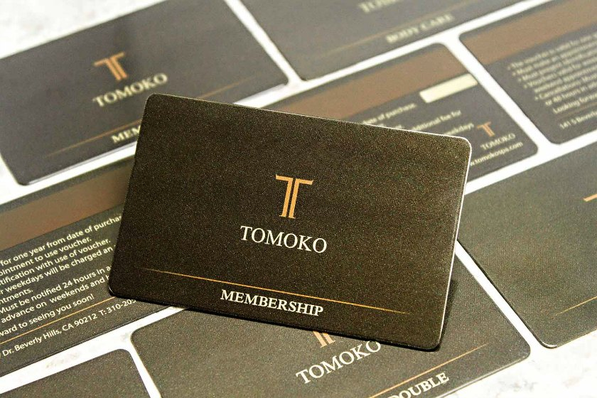 Metal business cards with metallic finishes plastic printers inc metal business cards colourmoves