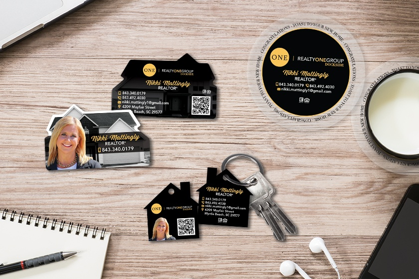 Realty One Group Dockside Realtor Marketing Materials