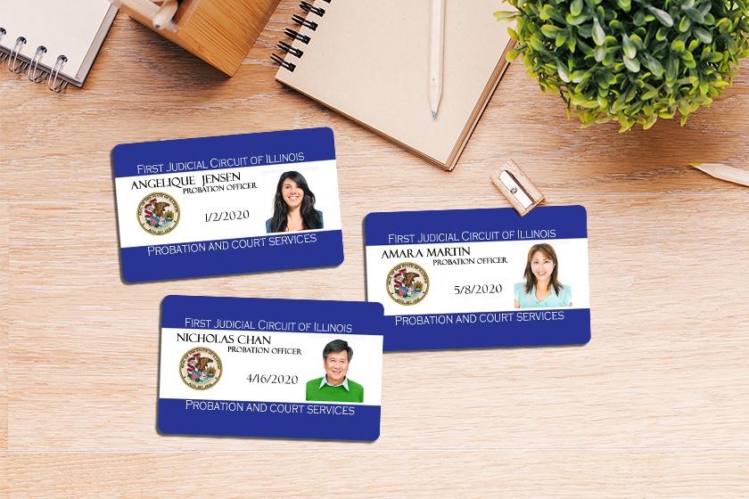ID Cards & Badges | Plastic Printers