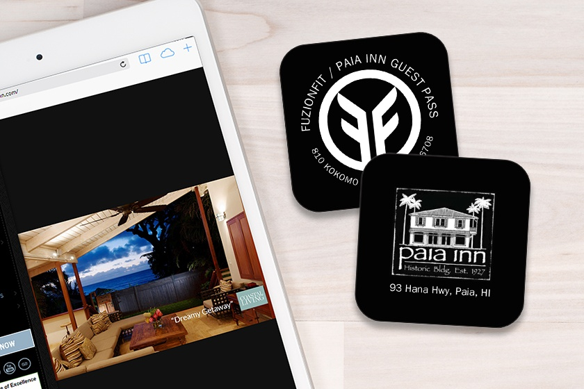Square business cards are perfect to market your business unique business cards reheart Gallery