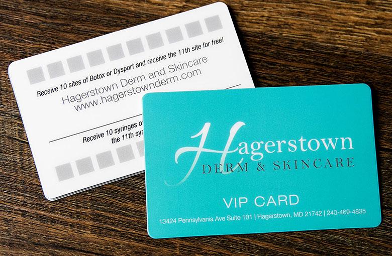 Custom Loyalty & VIP Card Inspiration   Plastic Printers
