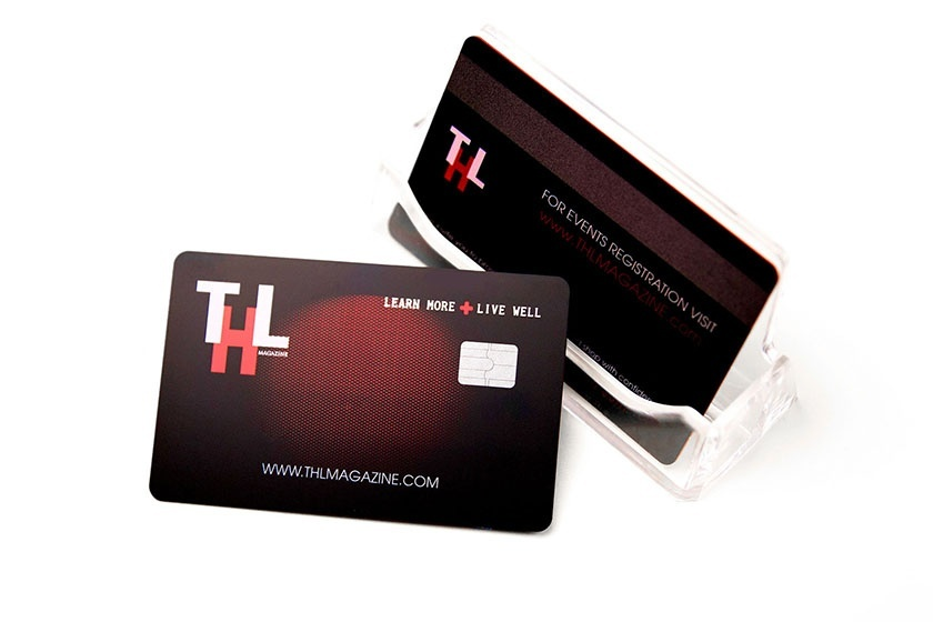 Chip cards custom plastic cards from plastic printers black cards reheart Images