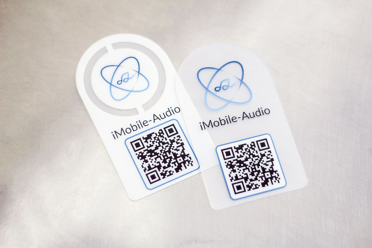 Plastic Business Cards With Qr Code Choice Image - Card Design And ...