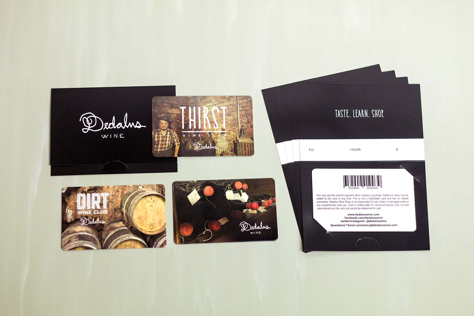 Custom Gift Cards For Infuse It Plastic Printers