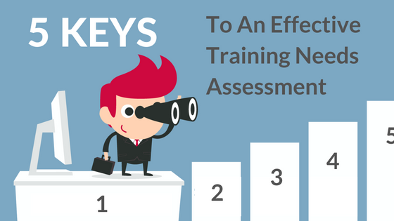 Five Keys to an Effective Training Needs Assessment – Needs Assessment
