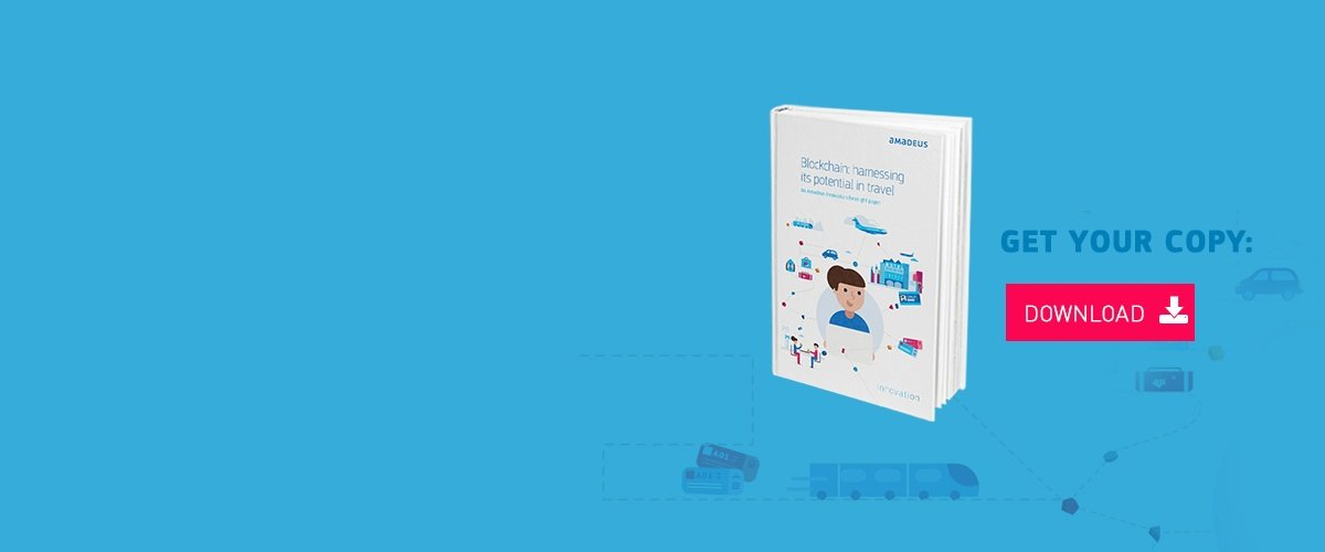 Download our whitepaper blockchain: harnessing its potential in travel