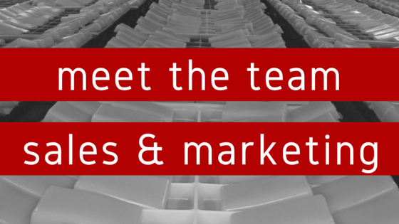 meet the marketing team