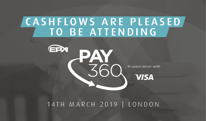 Pleased to be attending Pay360