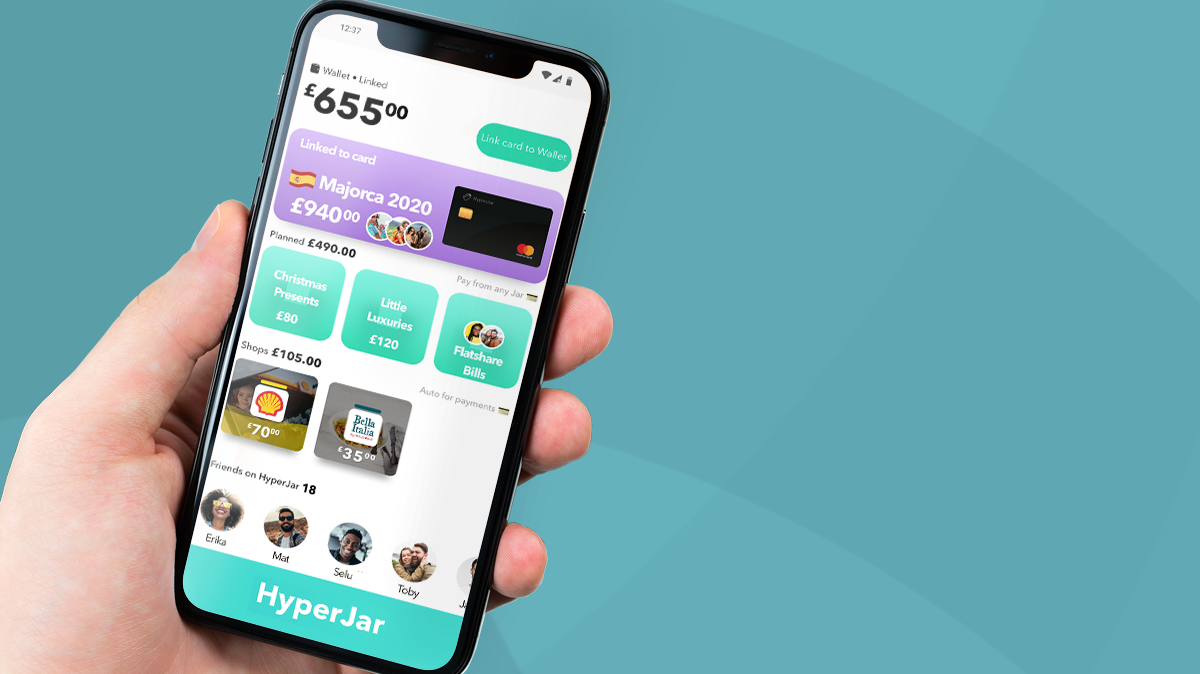 Cashflows Helps HyperJar Launch 'World's Smartest Payment App'