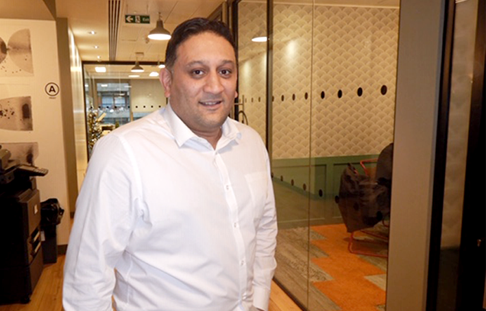 New Appointment: Adeel Hussain