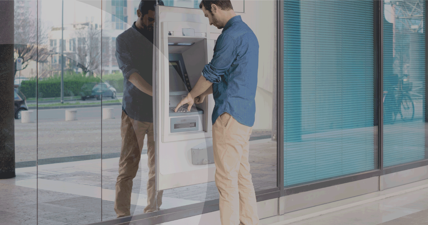 ATM outsourcing - a smart way for high street banks to save money