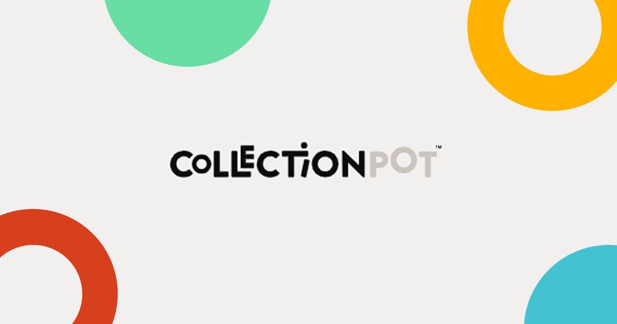 Collection Pot announces Partnership with Cashflows