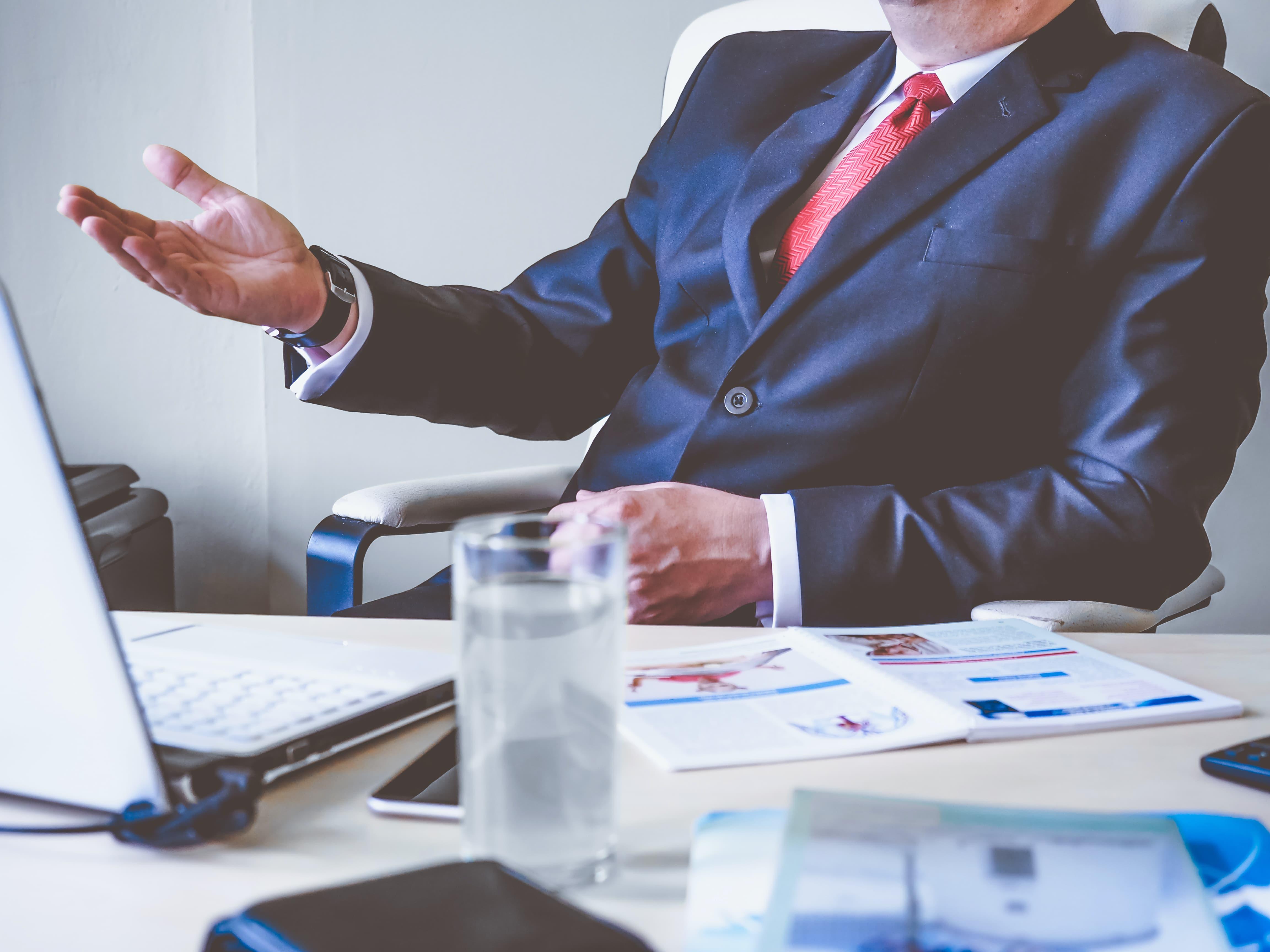 Jeff Aplin Talks Executive Salaries [Audio]