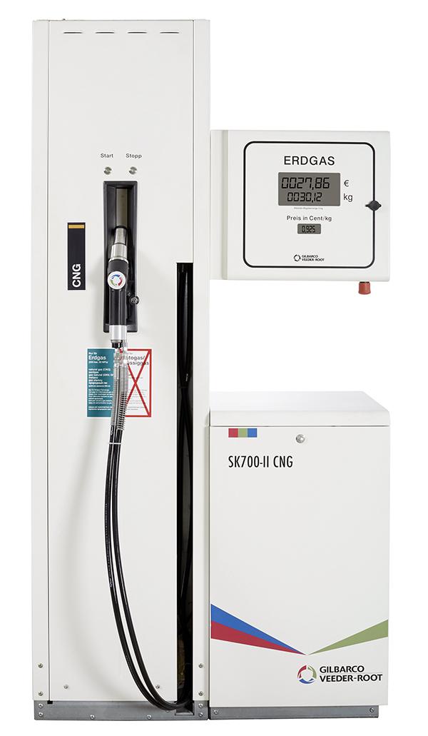 SK700-II CNG