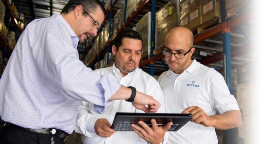 Logistics Technology Solutions & Services