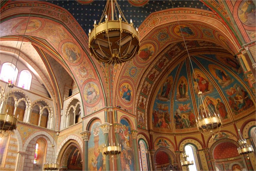 saint caprais cathédrale -