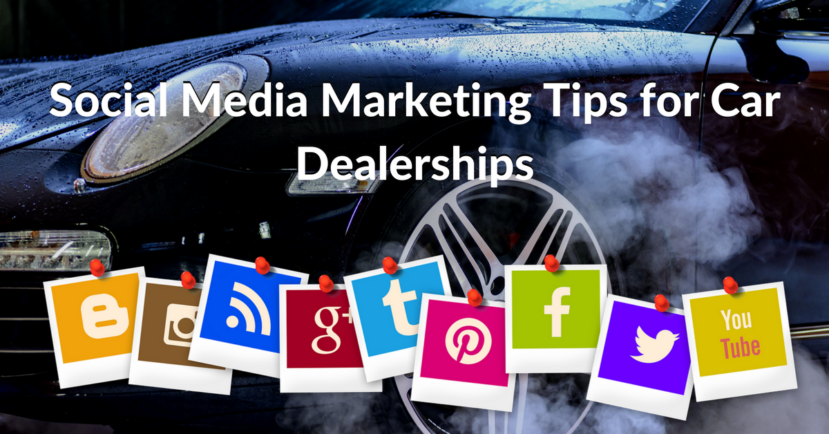 Social Media Management For Car Dealerships