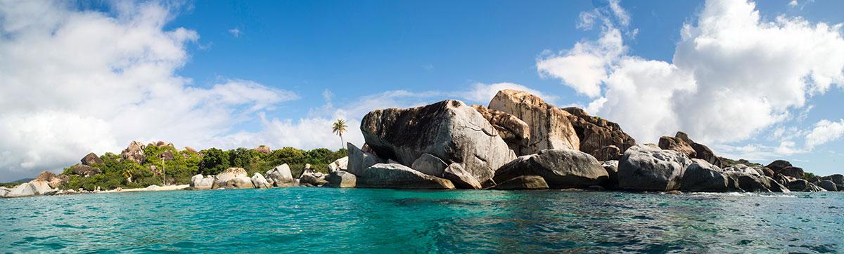 Sail the Caribbean