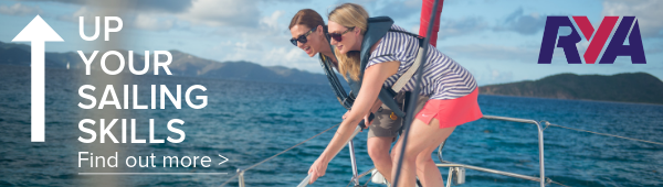 Up your skills on a Sunsail sailing course