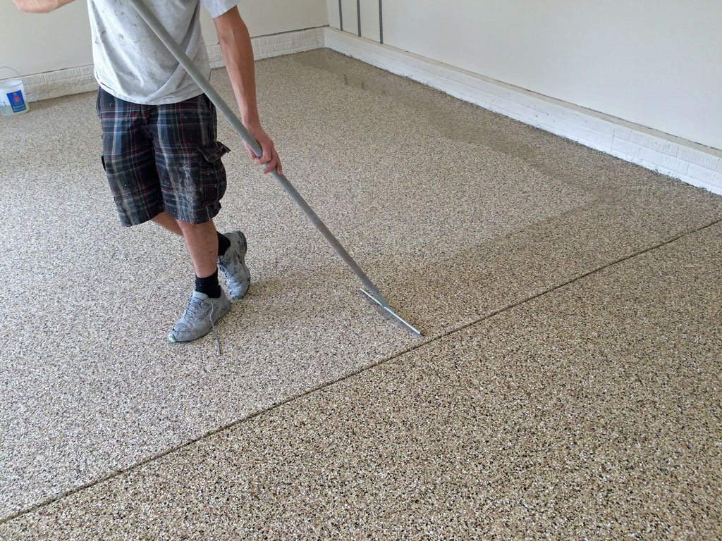 What makes the best garage floor coating for Garge floor