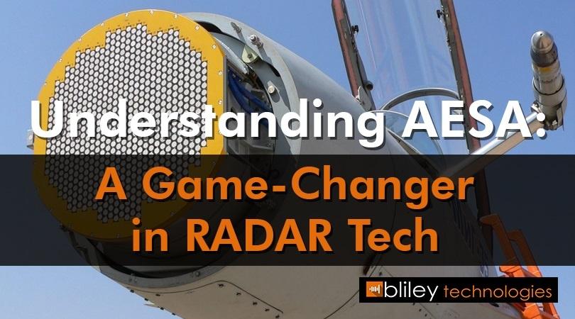 Understanding AESA: A Game-Changer in RADAR Technology