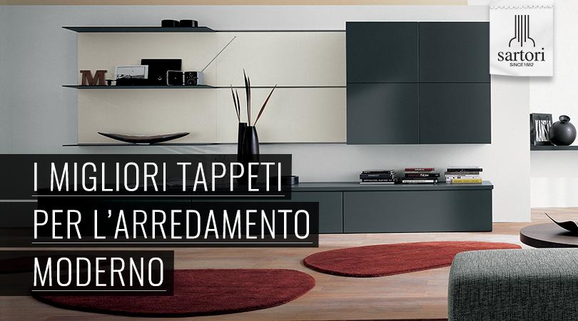 I migliori tappeti per l 39 arredamento moderno for Sartori tappeti