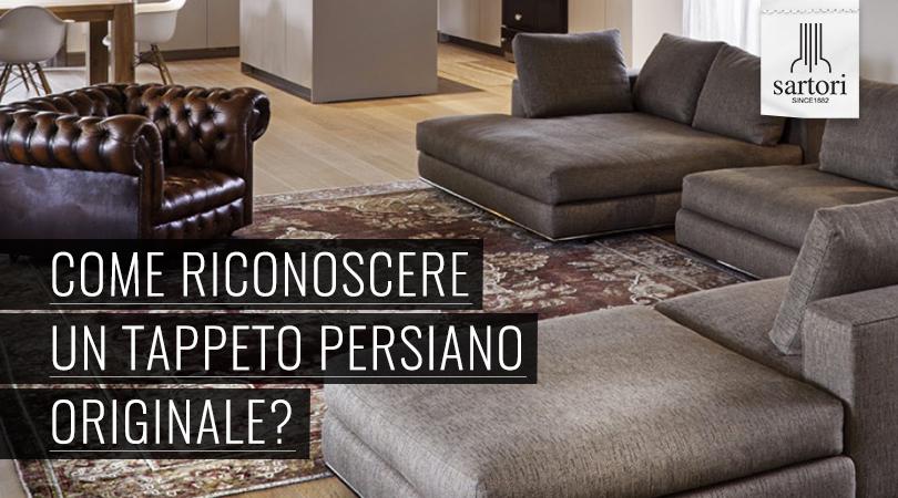 Come riconoscere un tappeto persiano originale - Valore tappeto persiano ...