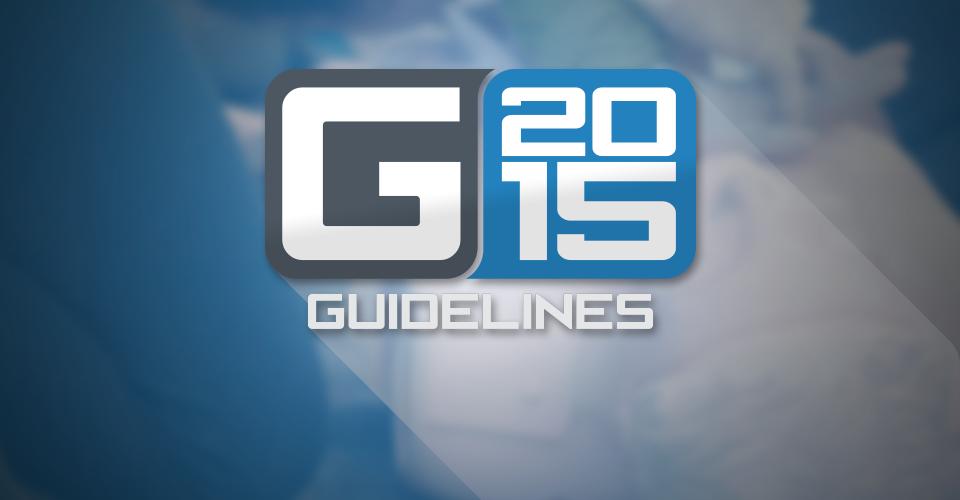 2015 Diretrizes Resumo de atualização de documento já está disponível