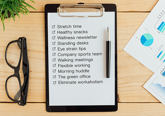 11 free or cheap wellness ideas in the workplace