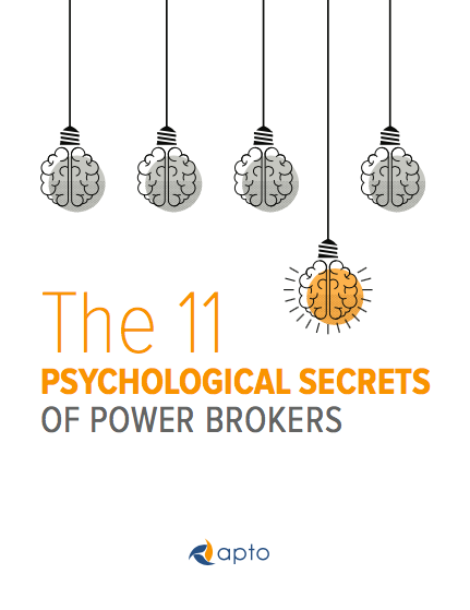 The 11 Psychological Secrets of Power Brokers - Cover