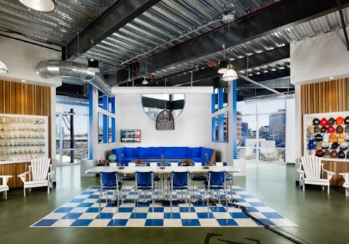 10 of the coolest office spaces in the U.S.