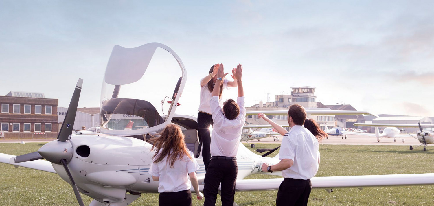FLIGHT TRAINING FOR CAREER PILOTS