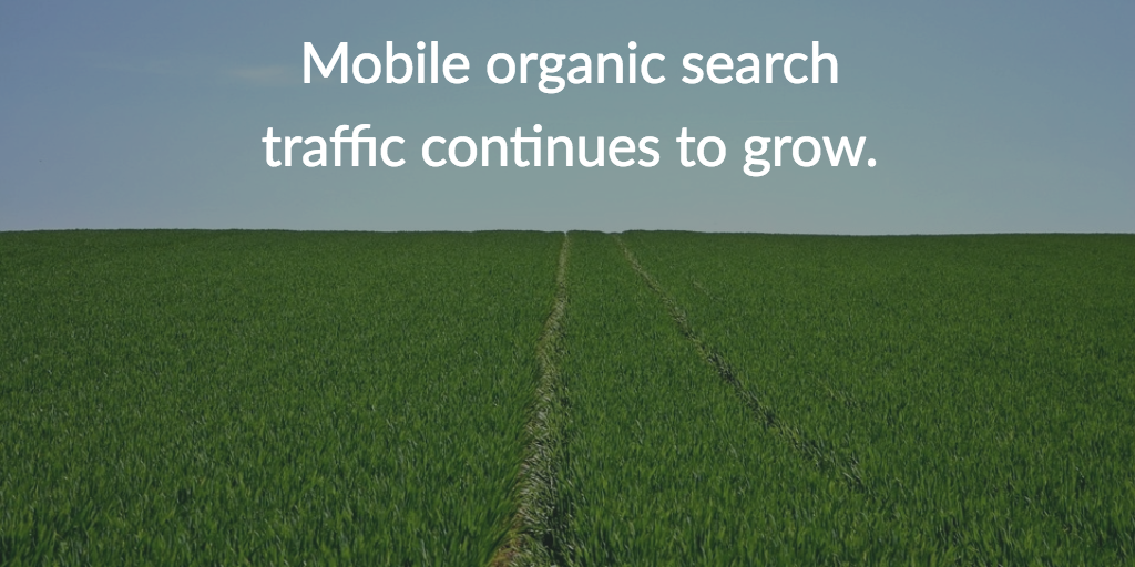 Mobile Apartment SEO: Organic search is still relevant. Cover Photo