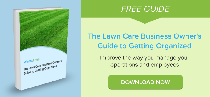 lawn care proposal