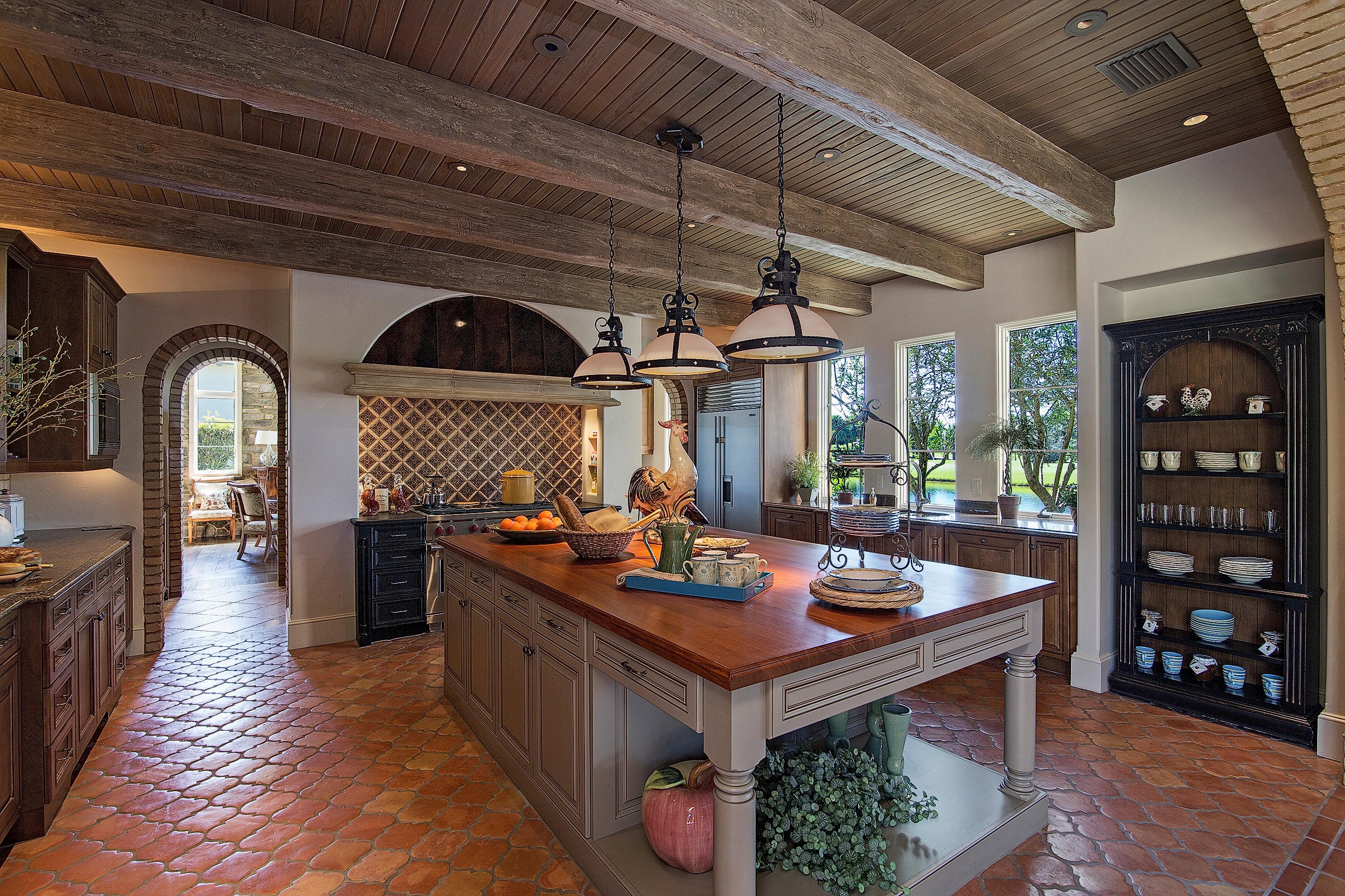 The Chianti Iii In Estuary At Grey Oaks Is A Luxury Home Offering Best Kitchen