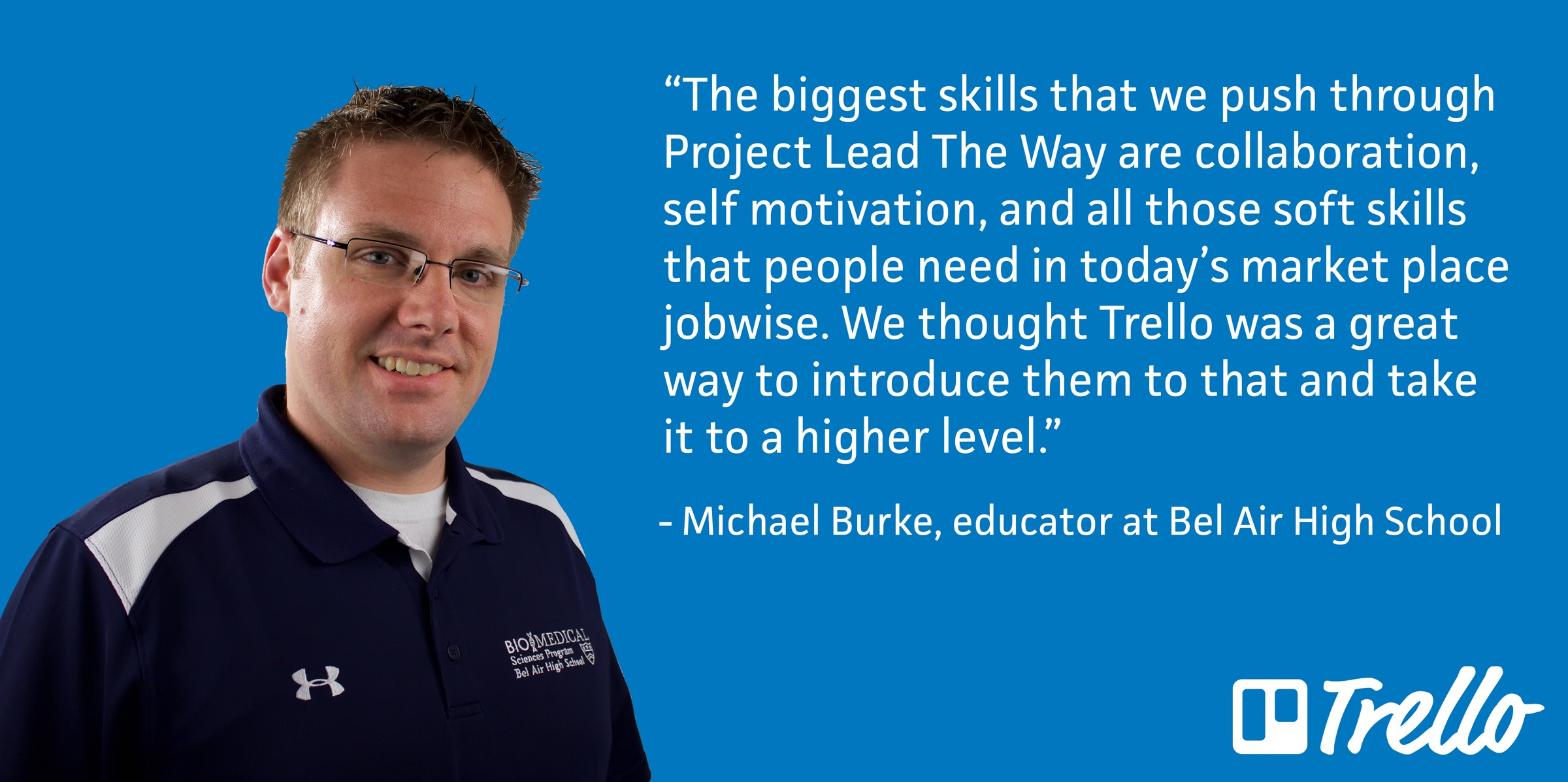 project based learning with trello and project lead the way