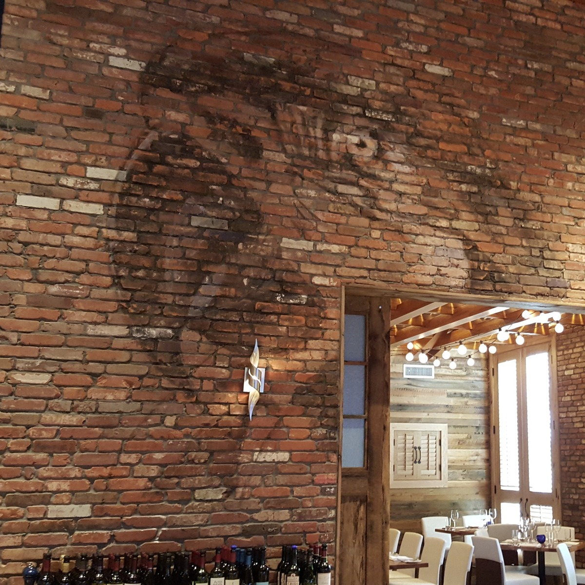 New England Mill reclaimed thin brick