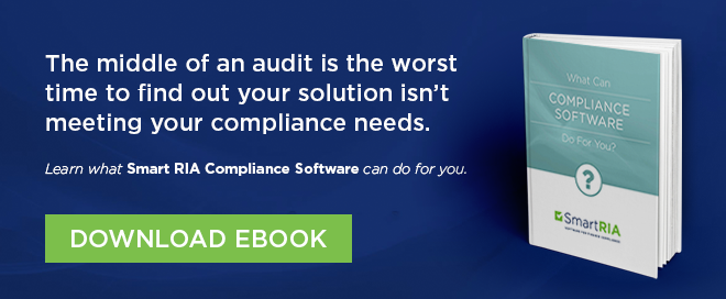 Accountable Advising: Software to Help Navigate the DOL Fiduciary Rule