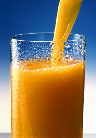 Fruit juices are often high in sugar and unhealthy.