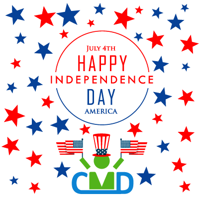 Happy Independence Day from CollaborateMD!