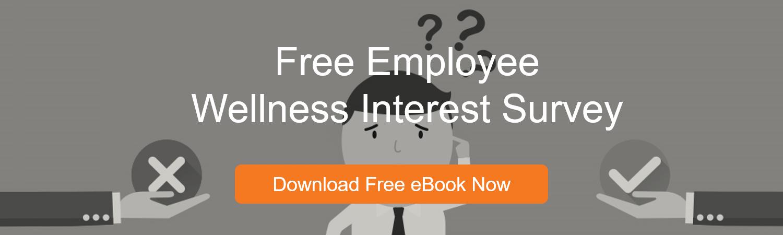 employee wellness interest survey template