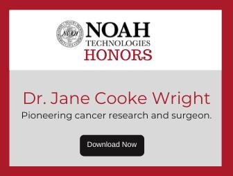 Dr. Jane Cooke Wright - Noah Tech Honors Newsletter LP