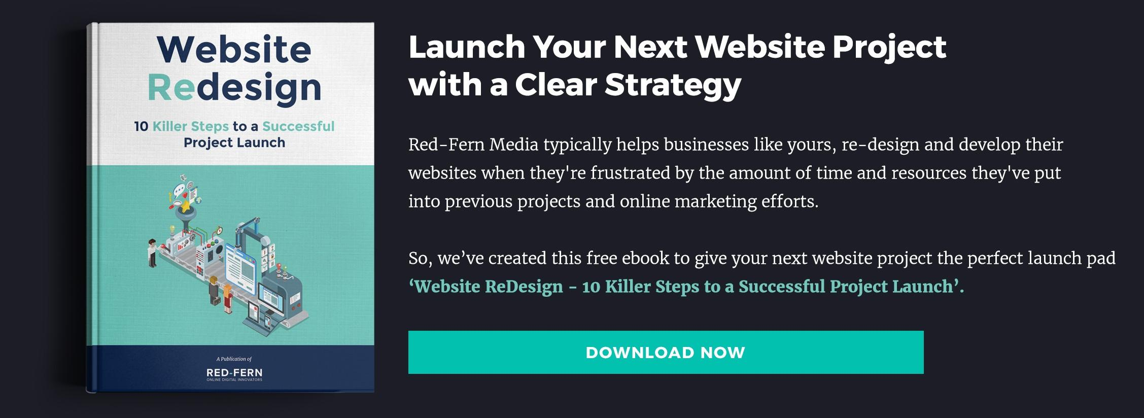 Website Redesign Project Plan 10 Step Guide With Template