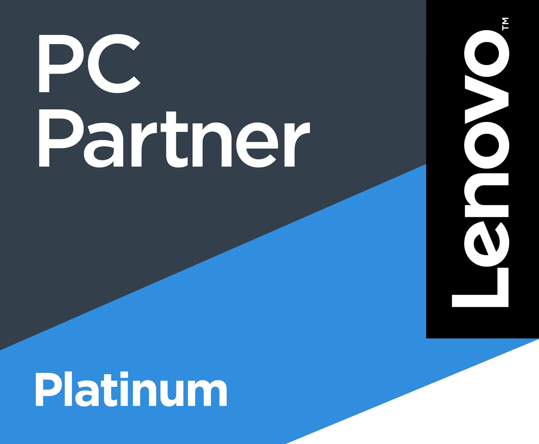 Vohkus Lenovo Platinum PC Partner