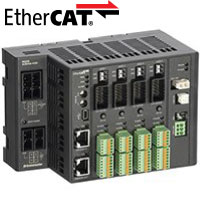 AZ Series Multi Axis Driver EtherCAT