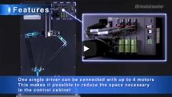 New parallel delta robot demo with AZ Series Alphastep motors