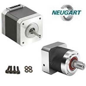 New PLE geared stepper motors